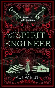 [The Spirit Engineer (Hardcover) (Product Image)]