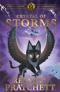 [Crystal Of Storms (Fighting Fantasy) (Product Image)]