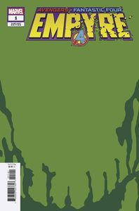 [Empyre #1 (Skrull Green Variant) (Product Image)]