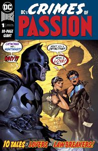 [DC: Crimes Of Passion #1 (Product Image)]