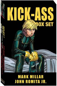 [Kick-Ass (Box Set Slipcase) (Product Image)]