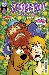 [Scooby Doo: Where Are You #110 (Product Image)]