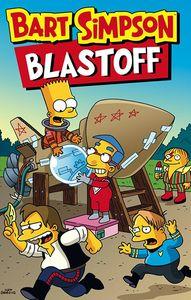 [Bart Simpson: Blast Off (Product Image)]