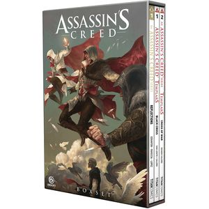 [Assassin's Creed: Graphic Novel Boxed Set (Product Image)]