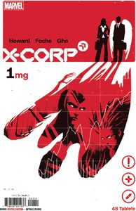 [X-Corp #1 (Product Image)]