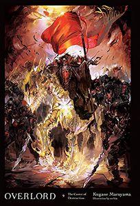 [Overlord: Volume 9 (Hardcover Light Novel) (Product Image)]