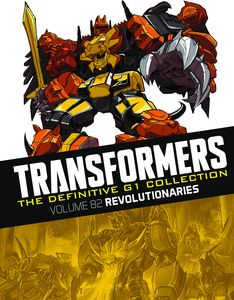 [Transformers Definitive G1 Collection: Volume 85: Revolutionaries (Product Image)]