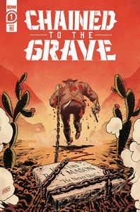 [Chained To The Grave #1 (Brian Level Variant) (Product Image)]