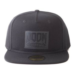 [Doom: Eternal: Snapback Cap: Retro (Product Image)]