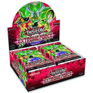 [Yu-Gi-Oh!: Extreme Force: 1st Edition Booster Pack (Product Image)]