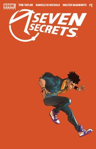 [Seven Secrets #1 (5th Printing) (Product Image)]