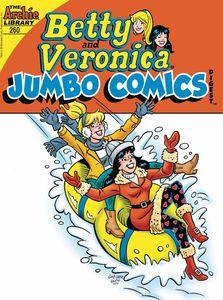 [Betty & Veronica: Jumbo Comics Digest #260 (Product Image)]