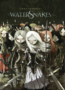 [Watersnakes (Hardcover) (Product Image)]