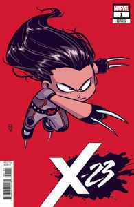 [X-23 #1 (Young Variant) (Product Image)]