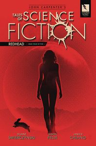 [John Carpenter's Tales Of Science fiction: Redhead #4 (Product Image)]