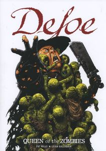 [2000AD: Defoe: Volume 2: Queen Of Zombies (Product Image)]