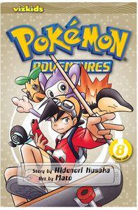[Pokemon Adventures: Volume 8 (Product Image)]