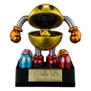 [Pac-Man: Chogokin: Diecast Action Figure (Product Image)]