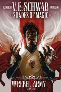 [Shades Of Magic: Rebel Army #1 (Cover A Ianniciello) (Product Image)]