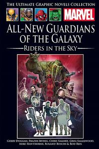 [Marvel Graphic Novel Collection: Volume 227: All-New Guardians Riders In The Sky (Product Image)]