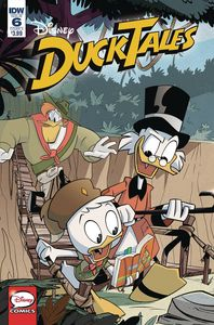 [Ducktales #6 (Cover A Ghiglione) (Product Image)]