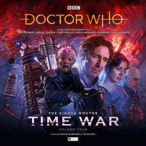 [Doctor Who: The Eighth Doctor: Time War: Volume 4 (Product Image)]