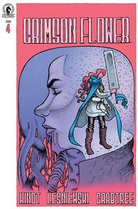 [Crimson Flower #4 (Cover A Lesniewski) (Product Image)]