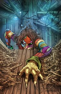 [Oz Annual: Patchwork Girl: One Shot #1 (Cover B Tolibao) (Product Image)]