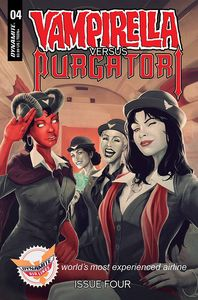 [Vampirella Vs Purgatori #4 (Premium Maine Variant) (Product Image)]