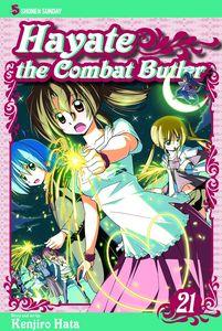 [Hayate Combat Butler: Volume 21 (Product Image)]