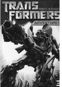 [Transformers Adventures: Volume 3 (Titan Edition) (Product Image)]