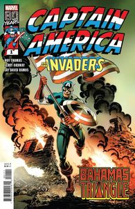[Captain America: Invaders Bahamas Triangle #1 (Product Image)]