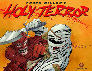 [Holy Terror (Hardcover) (Product Image)]