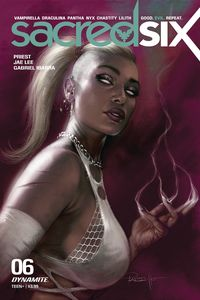 [Sacred Six #6 (Cover A Parrillo) (Product Image)]