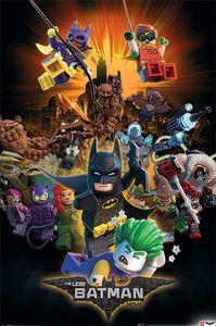 [DC: LEGO Batman: Poster: Boom (Product Image)]