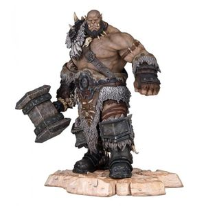 [World Of Warcraft: Movie: Statue: Orgrim (Product Image)]