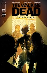 [Walking Dead: Deluxe #13 (Cover B Moore & McCaig) (Product Image)]