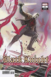 [Black Knight: Curse Ebony Blade #4 (Hans Legend Variant) (Product Image)]