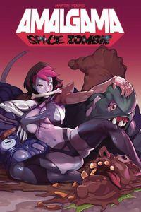 [Amalgama: Space Zombie: Volume 1 (Product Image)]