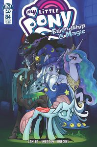 [My Little Pony: Friendship Is Magic #84 (Cover A Mcginty) (Product Image)]