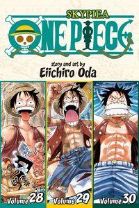 [One Piece: Skypiea: 3-In-1 Edition: Volume 10 (Product Image)]