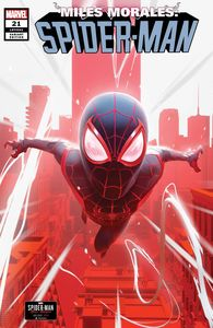 [Miles Morales: Spider-Man #21 (Schumacher Morales Variant) (Product Image)]