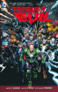 [Forever Evil (N52) (Hardcover) (Product Image)]