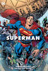 [Superman: Volume 3: The Truth Revealed (Hardcover) (Product Image)]