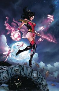 [The cover for Grimm Fairy Tales #17 (Cover A Johnson)]