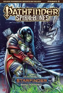 [Pathfinder: Spiral Of Bones #3 (Cover A Santucci) (Product Image)]