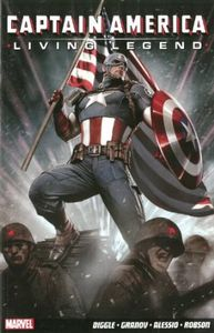 [Captain America: Living Legend (UK Edition) (Product Image)]