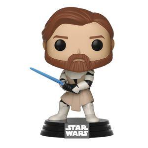 [Star Wars: Clone Wars: Pop! Vinyl Bobblehead: Obi Wan Kenobi (Product Image)]