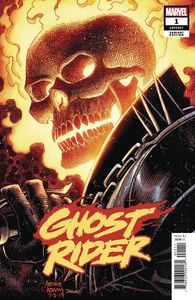 [Ghost Rider #1 (Adams Variant) (Product Image)]