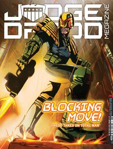 [Judge Dredd Megazine #426 (Product Image)]